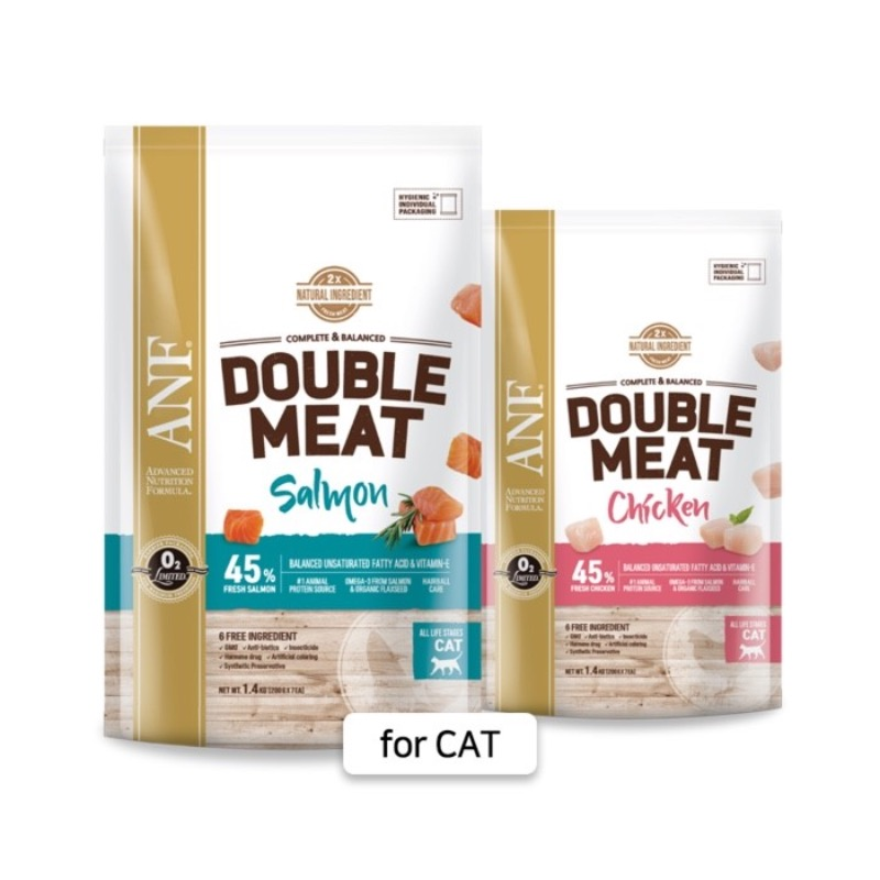 double_meat for cat 1.4kg