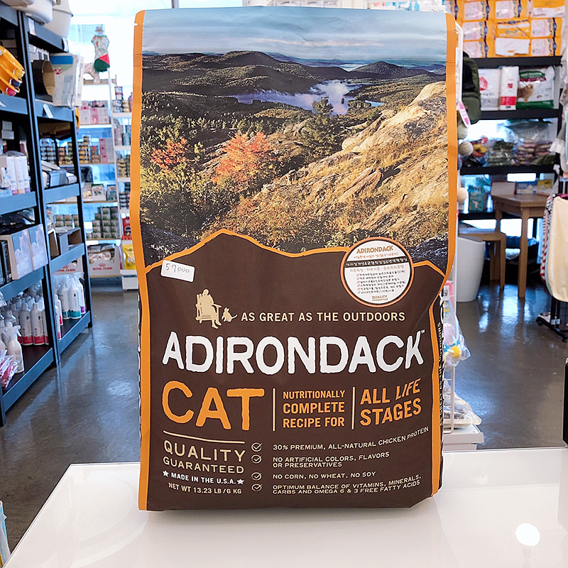 Adirondack cat food 6kg